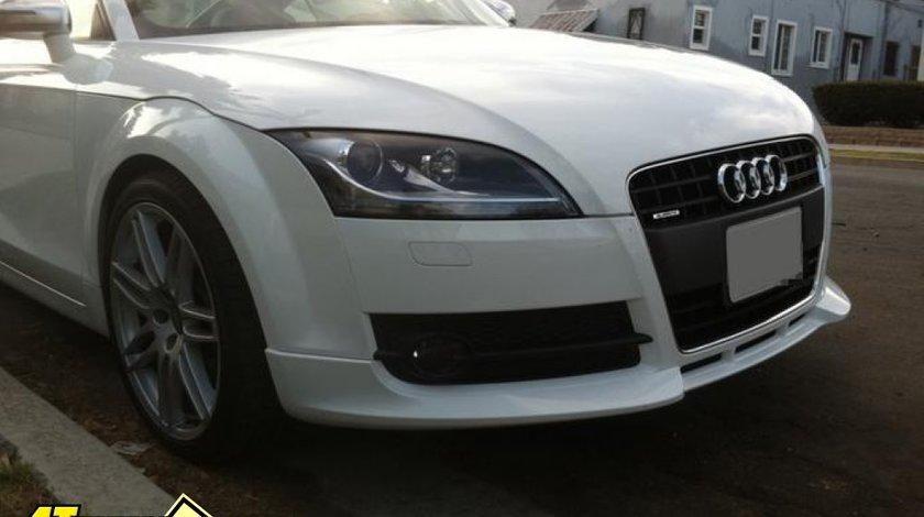 Prelungire adaos fusta spoiler bara fata Audi TT 8J SLine S LIne S-line TTS