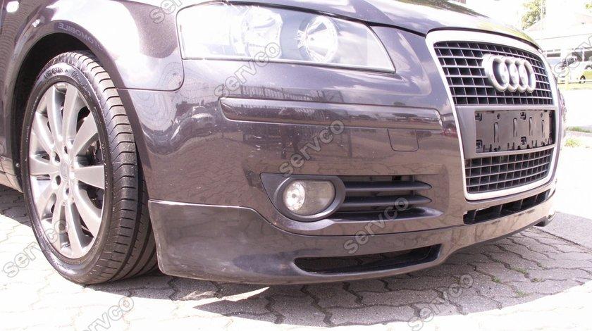 Prelungire adaos lip bara fata Audi A3 8P Sportback Votex 2005-2008 v2