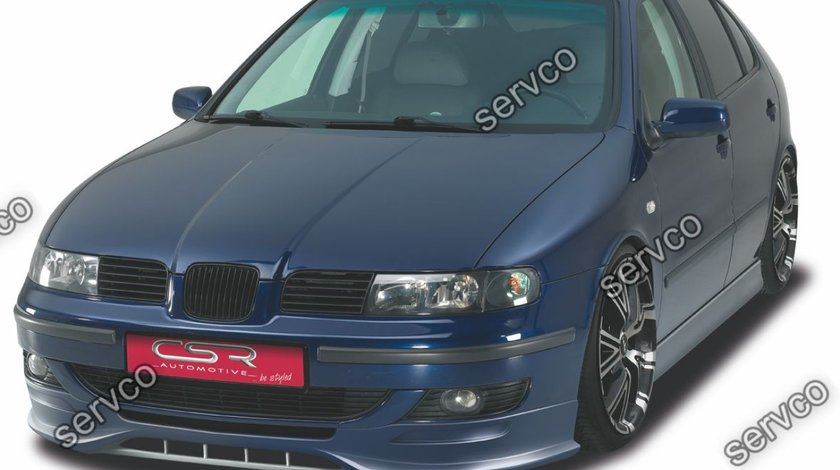 Prelungire adaos lip buza bara fata Seat Toledo 1M CSR FA071 1999-2005 v2