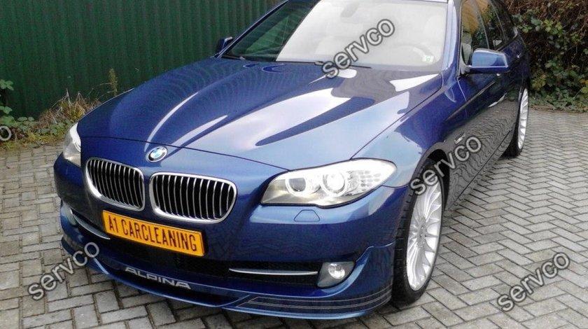 Prelungire adaos lip tuning sport bara fata BMW F10 F11 Alpina pt bara normala v3
