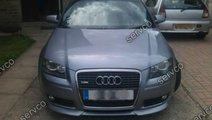 Prelungire adaos Sline bara fata Audi A3 8P Sportb...