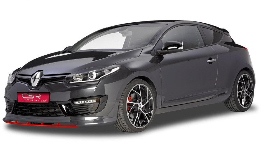 Prelungire Adaos Spoiler Bara Fata Renault Megane 3 III FA239 dupa 2014