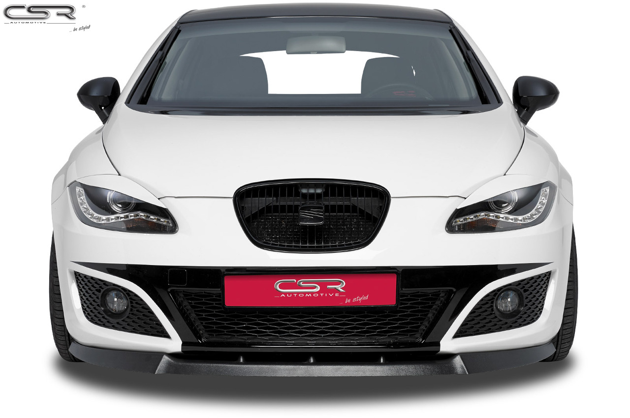 Prelungire adaos spoiler bara fata Seat Leon 1P Facelift 2009-2012 CSL090