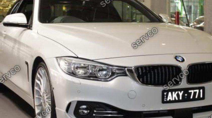 Prelungire Aero spoiler bara fata Alpina BMW Seria 4 F32 F33 F36 Alpina 2014-2017 v4