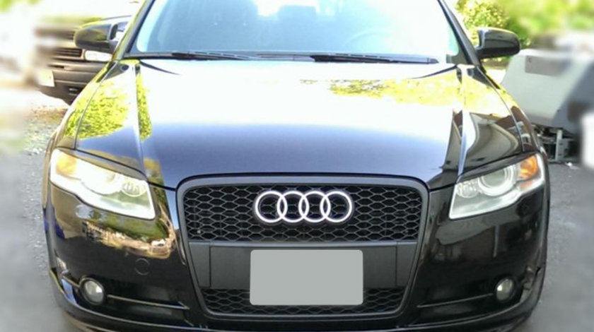 Prelungire bara fata Audi A4 B7 8E 8H S4 Rs4 S line ver2