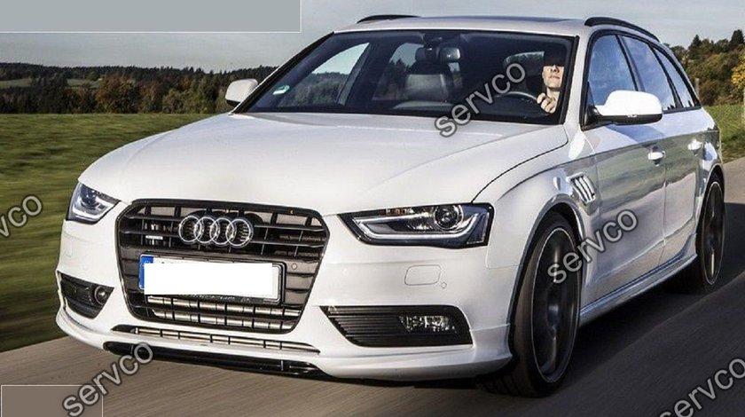 Prelungire bara fata Audi A4 B8 Facelift 8K ABT AB look S4 RS4 S Line ver3