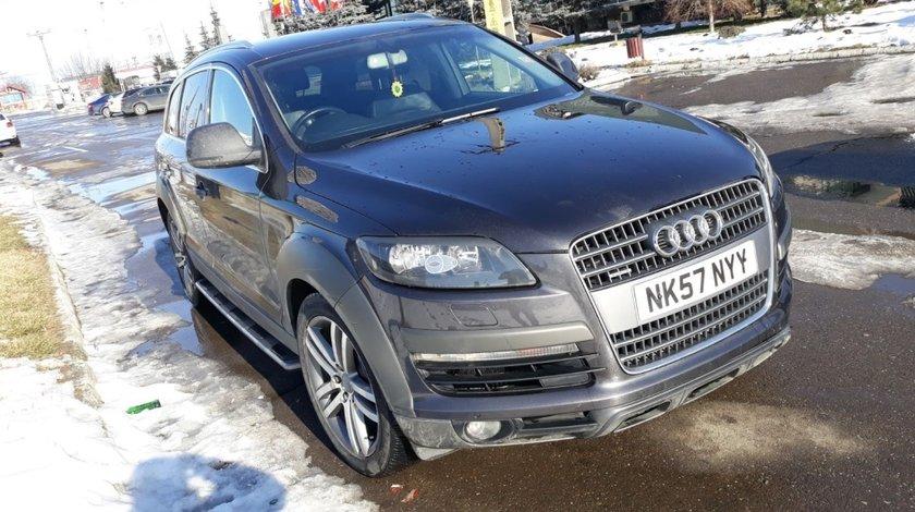Prelungire bara fata Audi Q7 2007 SUV 3.0 TDI 233 HP