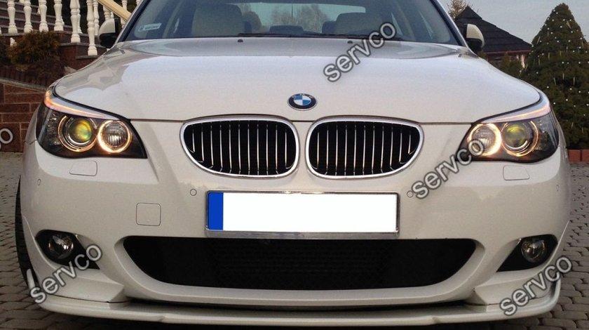 Prelungire bara fata BMW E60 E61 Hamann pachet M tech pt bara pachet M tech 2003-2010 v3