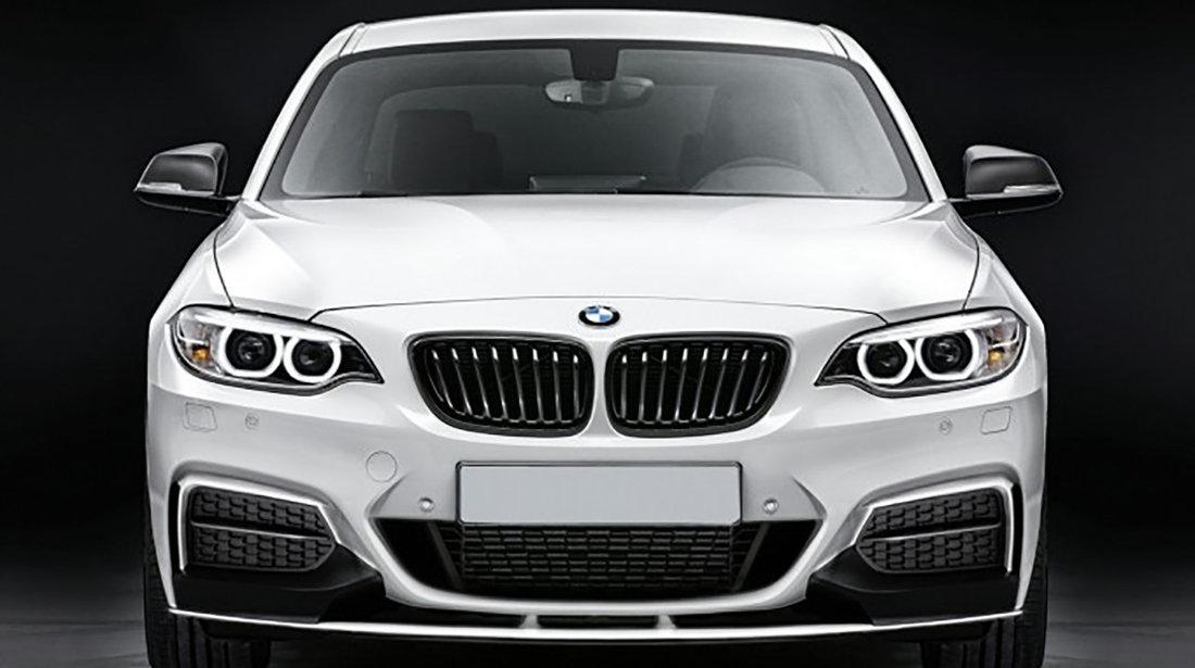 Prelungire bara fata BMW Seria 1 F20/ F21 (11-15) M-Performance Design