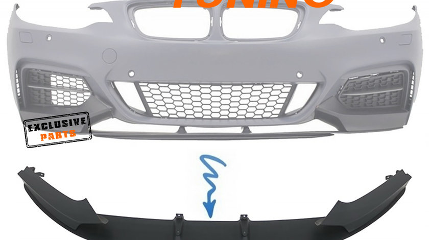 Prelungire bara fata BMW Seria 2 F22/ F23 Coupe/ Cabrio (Dupa-2013) M-Performance Design