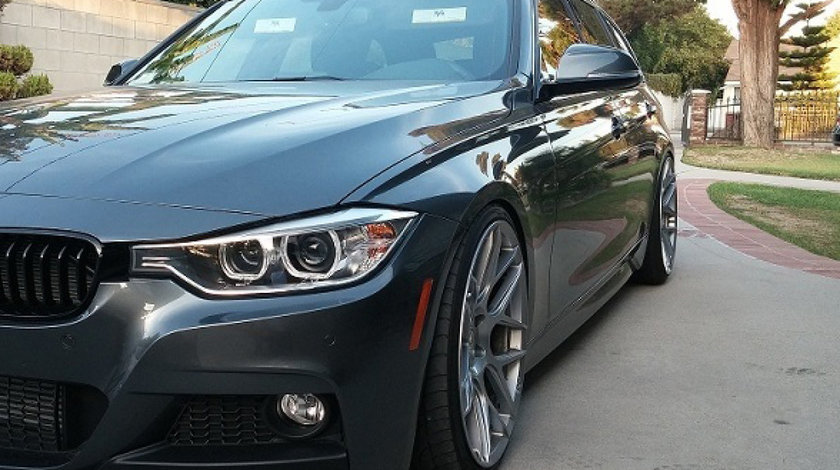 Prelungire bara fata BMW Seria 4 F32/ F33 (Dupa-2013) M-Performance Design