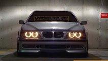 Prelungire bara fata BMW Seria 5 E39 - pentru bara...
