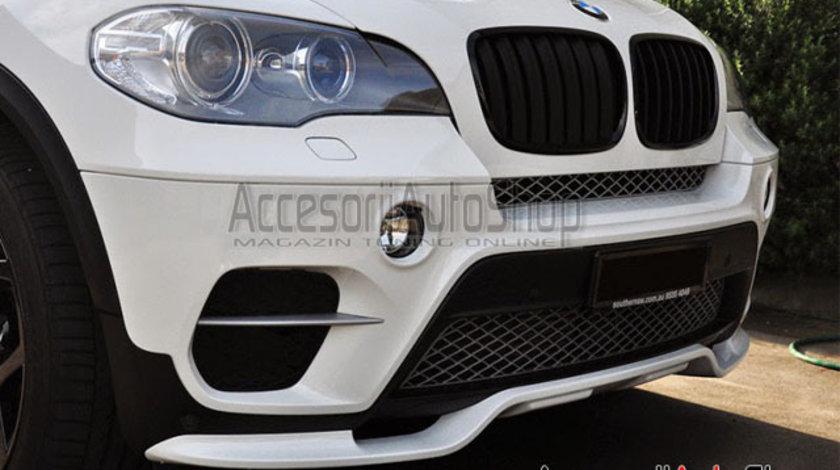 Prelungire Bara fata BMW X5 E70 LCI Aerodinamic 2010+ PROMOTIE 139 EURO