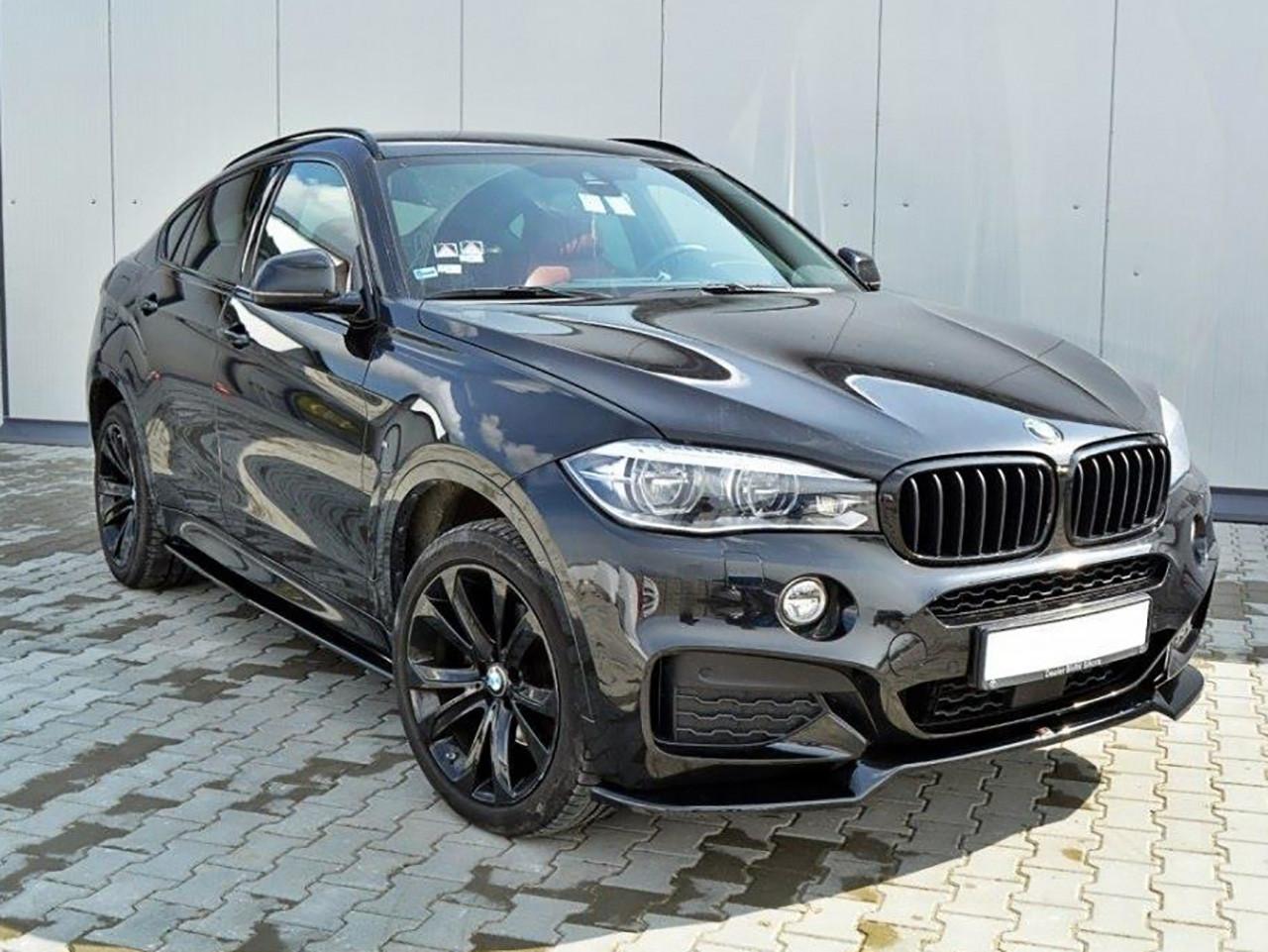 Prelungire bara fata BMW X6 F16 (Dupa-2015)