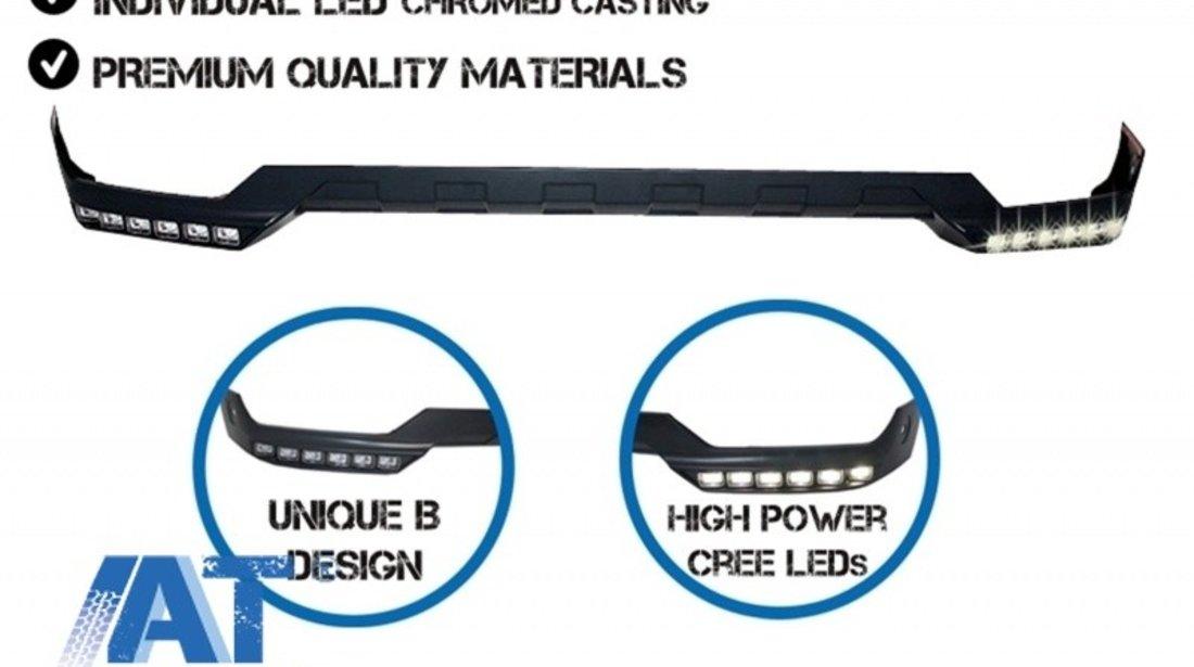 Prelungire Bara Fata DRL compatibil cu MERCEDES G-Class W463 (1989-2017)