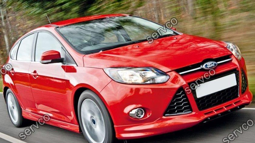 Prelungire bara fata Ford Focus Mk3 ST HB Zetec S Titanium 2011-2014 v1