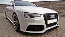 Prelungire bara fata Lip Audi A5 8T RS5 (10-16) Ma...