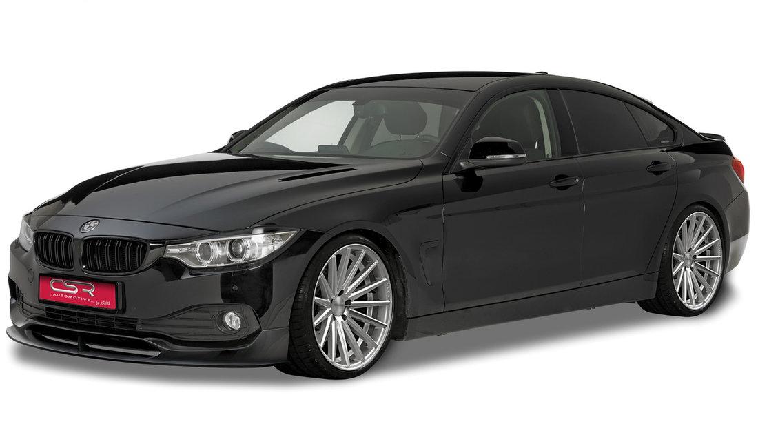 Prelungire Bara Fata lip BMW 4 Series F32, F33, F36 Coupe, Cabrio, Gran Coupe SB247