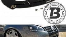 Prelungire bara fata Lip VW Golf 5 (03-08) GTI Edi...
