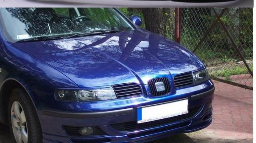 Prelungire bara fata spoiler Seat Toledo Mk1 1M 1999-2005