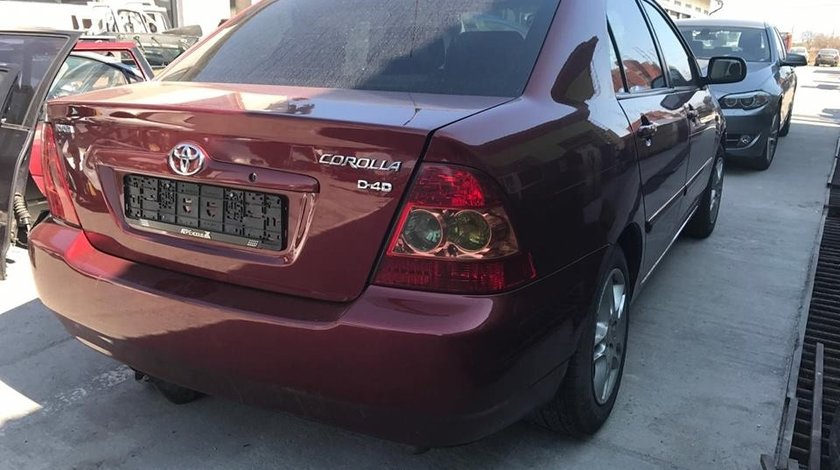 Prelungire bara fata Toyota Corolla 2003 SEDAN 2.0