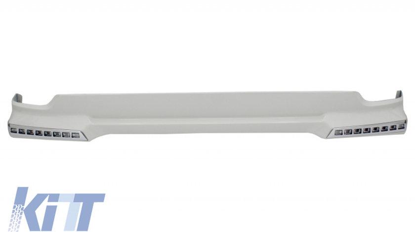 Prelungire Bara Fata TOYOTA Land Cruiser FJ200 (2008-2011) Conversie catre Facelift 2012 Alb Perlat KTX2-FBSTOLC200
