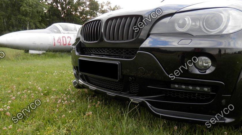 Prelungire bara fata tuning sport BMW X5 E70 Hamann 2006-2010 v3