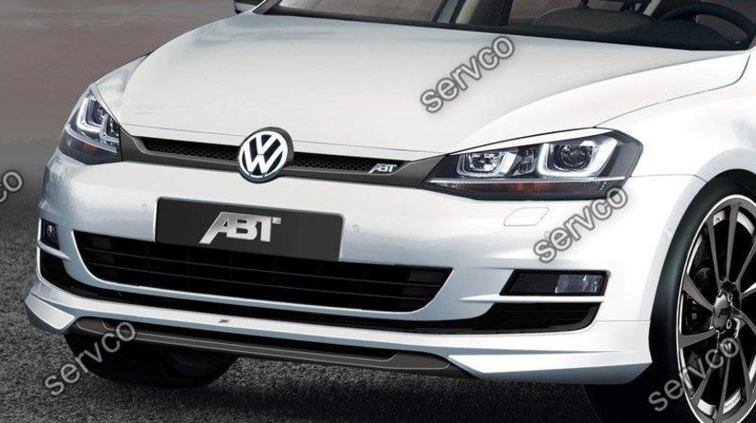 Prelungire bara fata VW Golf 7 Mk7 ABT 2012-2016 v2