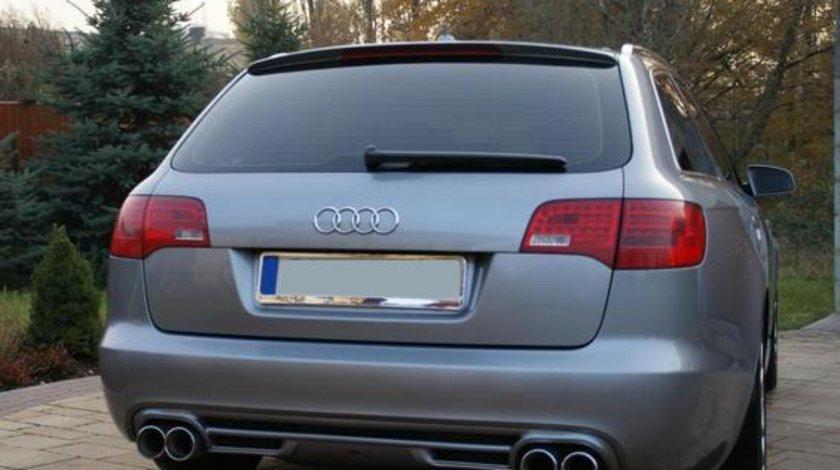 Prelungire bara spate Audi A6 C6 4F 2004 2005 2006 2007 2008 ABT Avant S line RS6 S6 ver. 1