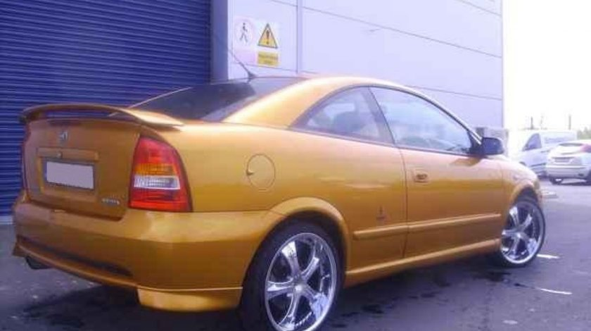 Prelungire bara spate Bertone Opel Astra G Irmscher