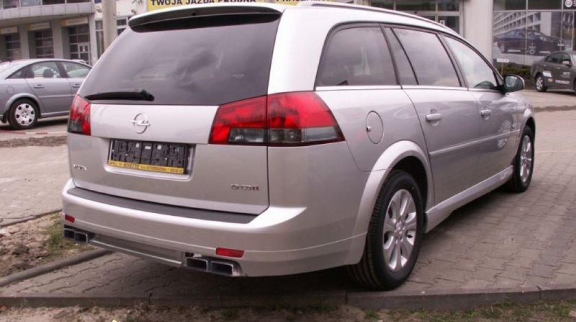 Prelungire bara spate fusta spoiler Opel Vectra C kombi 2005