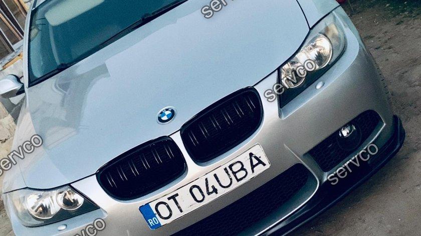 Prelungire buza lip bara fata BMW M3 E90 E91 E92 E93 E9X Hamann v8