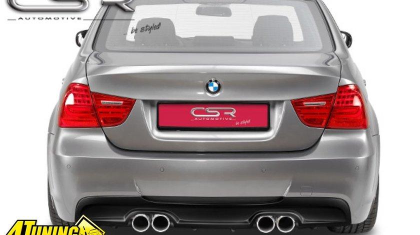 Prelungire Difusor Difuzor Spoiler Bara Spate BMW E90 E91 M pack HA066