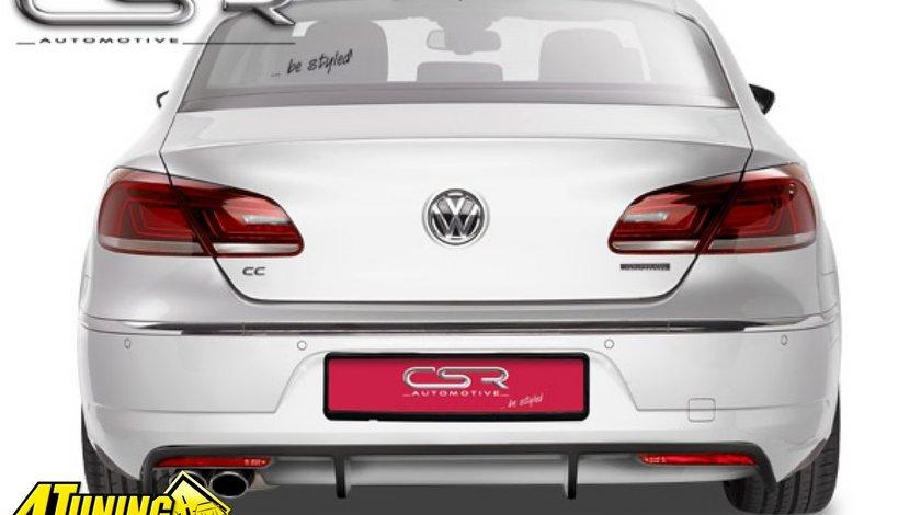 Prelungire Difusor Difuzor Spoiler Bara Spate VW Passat CC HA083