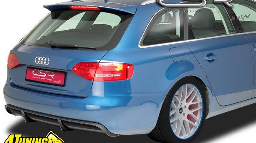 Prelungire Difusor Difuzor Spoiler Bara Spate Audi A4 B8 HA075