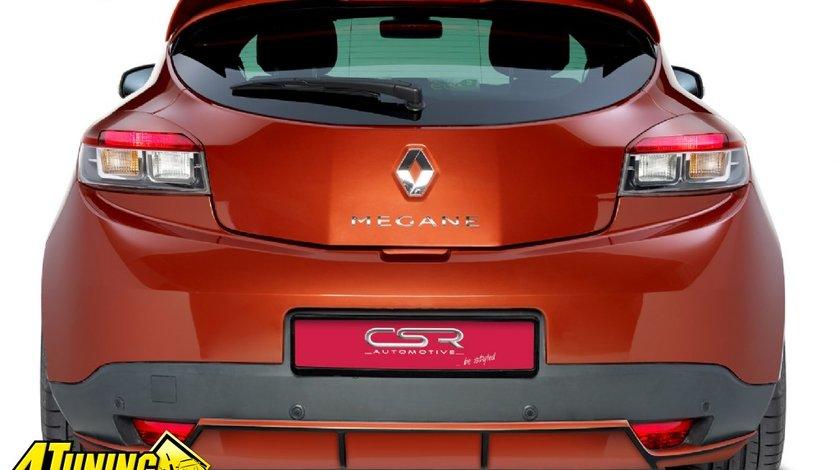 Prelungire Difusor Difuzor Spoiler Bara Spate Renault Megane 3 Coupe HA125