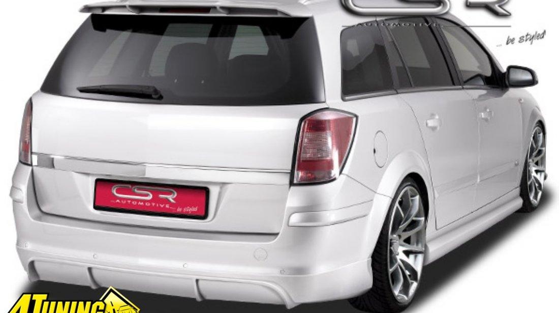Prelungire Difusor Difuzor Spoiler Bara Spate Opel Astra H Caravan 2004 2010 Ha043 44853
