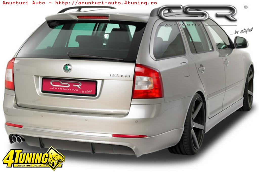 Prelungire Difusor Spoiler Bara Spate Skoda Fabia Combi HA002 1Z HA036 Octavia 2 facelift 1Z HA068