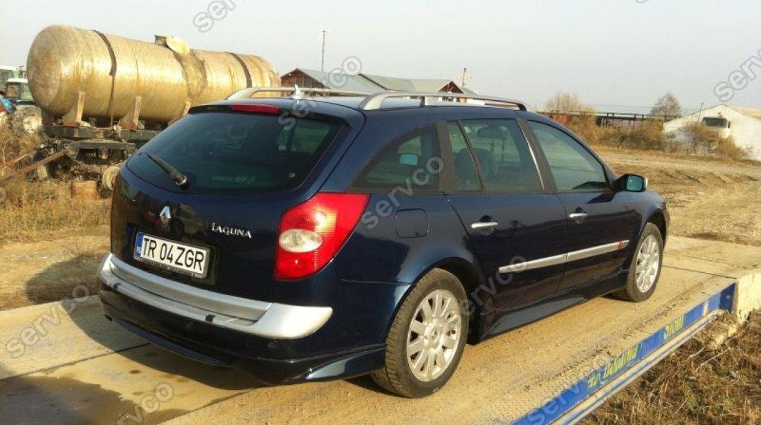 Prelungire difuzor adaos tuning sport bara spate Renault Laguna 2 Estate 2000-2005 v1