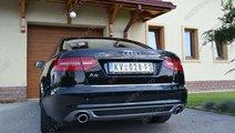 Prelungire difuzor bara spate Audi A6 C6 4F Faceli...