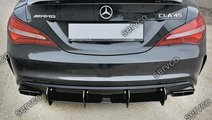 Prelungire difuzor bara spate Mercedes CLA A45 AMG...