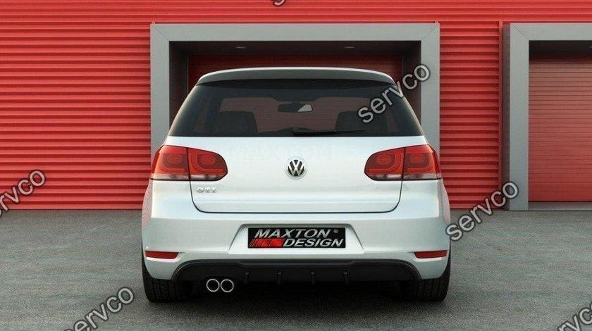 Prelungire difuzor bara spate Volkswagen Golf 6 GTI 2008-2012 v9