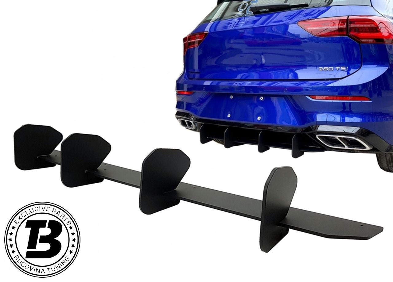 Prelungire Difuzor Bara Spate VW Golf 8 (Dupa 2020)