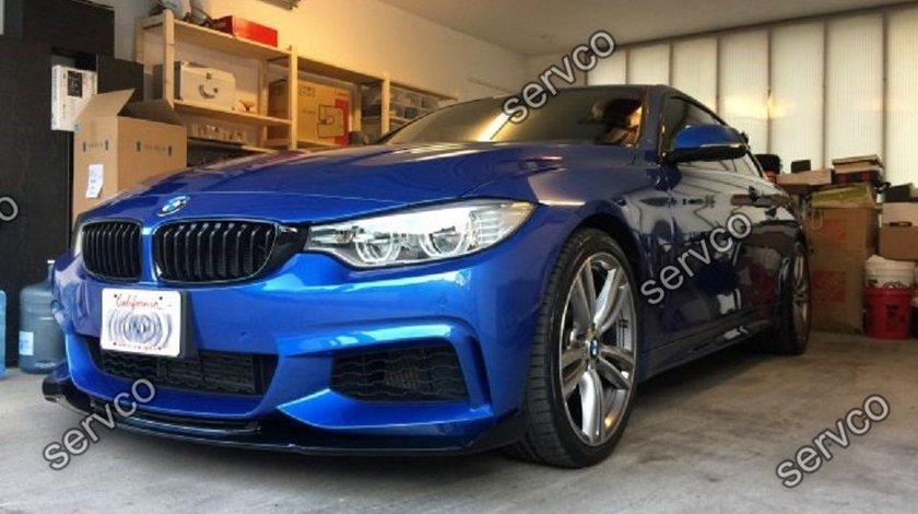 Prelungire difuzor spoiler bara fata Hamann M Pachet BMW F32 F33 F36 Hamann ver2