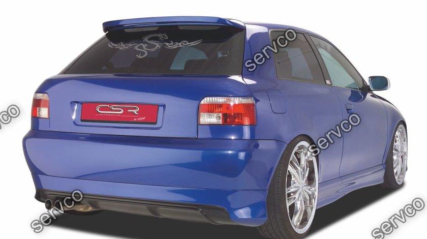Prelungire difuzor tuning sport bara spate Audi A3 8L HA004 1999-2003 v1