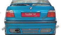 Prelungire difuzor tuning sport bara spate BMW Ser...