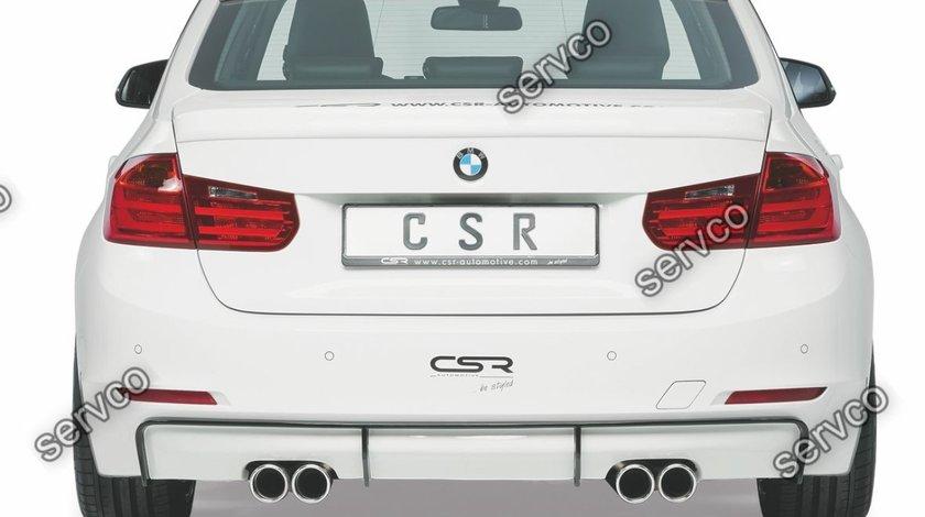 Prelungire difuzor tuning sport bara spate BMW Seria 3 F30 F31 Limo/Touring HA159 2011-2015 v5