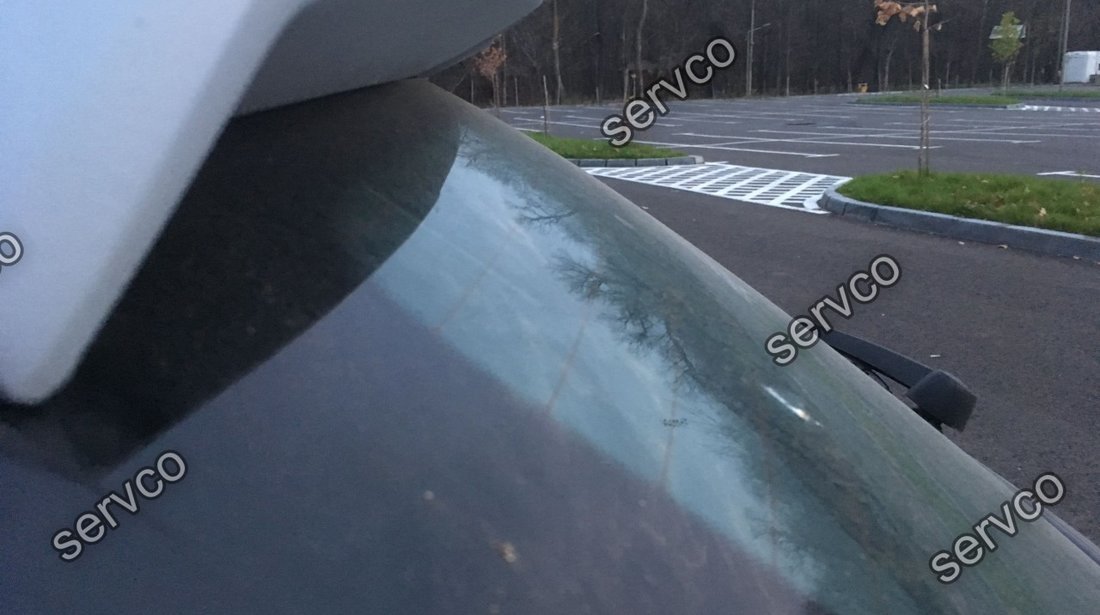 Prelungire eleron S3 tuning sport Audi A3 8P Sportback RS3 S3 Votex Sline 2005-2012 v3