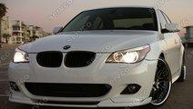 Prelungire extensie fusta spoiler bara BMW E60 E61...