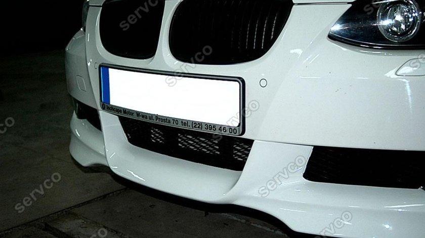 Prelungire fusta extensie lip bara fata BMW E93 Hartge 2006-2012 v3
